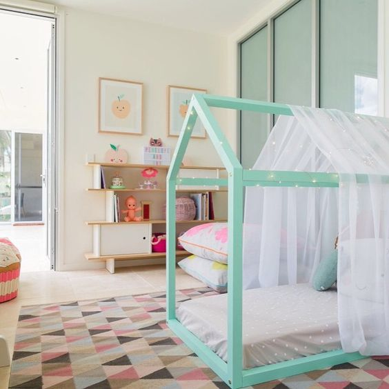 Dise os increibles de camas para ni os 2 decoracion de - Disenos de camas para ninos ...