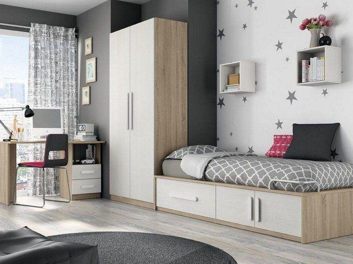Fantasticas ideas para habitaciones juveniles 25 for Habitaciones juveniles 2016