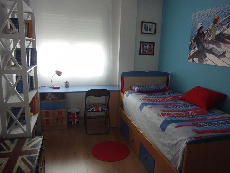 Fantasticas ideas para habitaciones juveniles 4 - Ideas para habitaciones juveniles ...