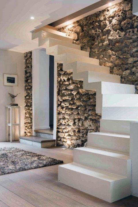 Ideas de decoracion rustica moderna para tu hogar 38 for Organizar casa minimalista