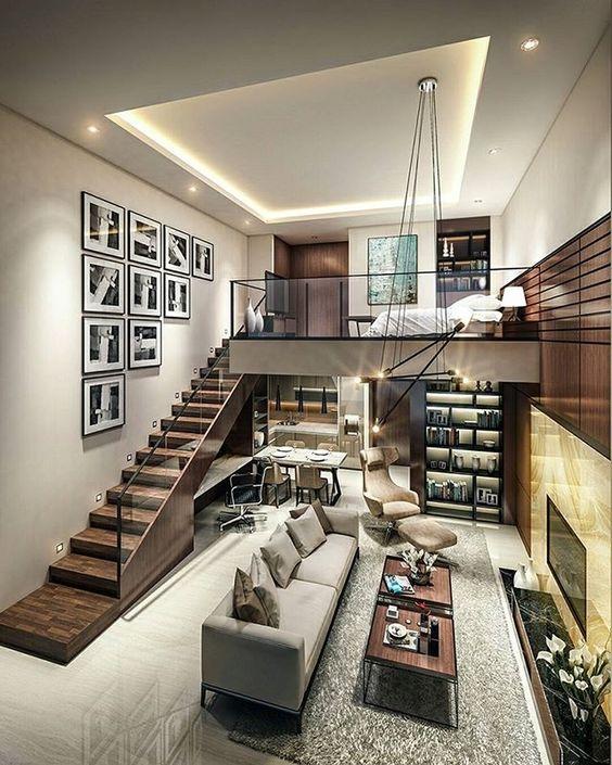 Escaleras Modernas Interiores Escaleras Modernas De