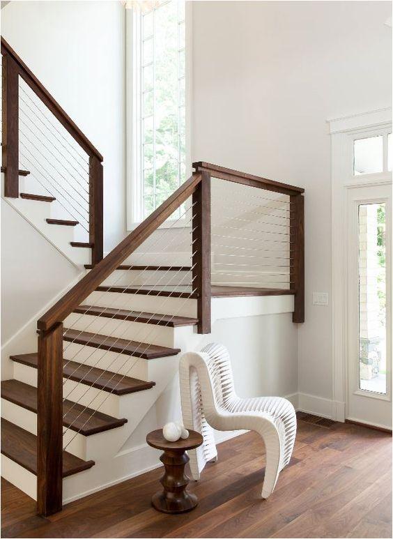 Ideas de dise os de escaleras para interiores modernos 17 for Escaleras interiores pequenas