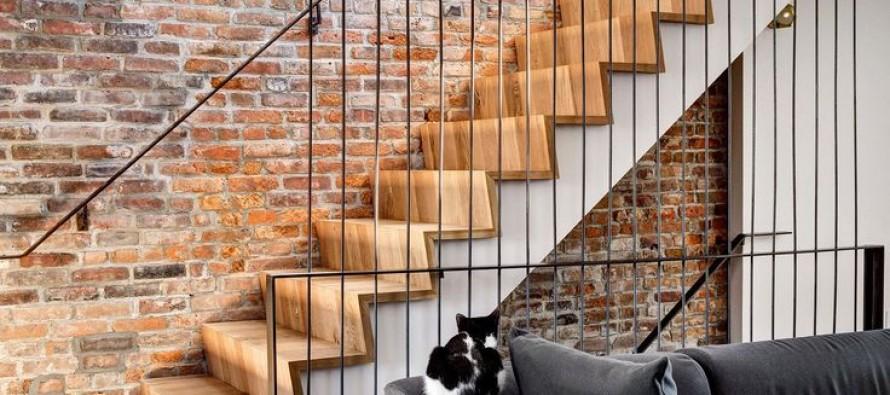 Ideas de diseños de escaleras para interiores modernos