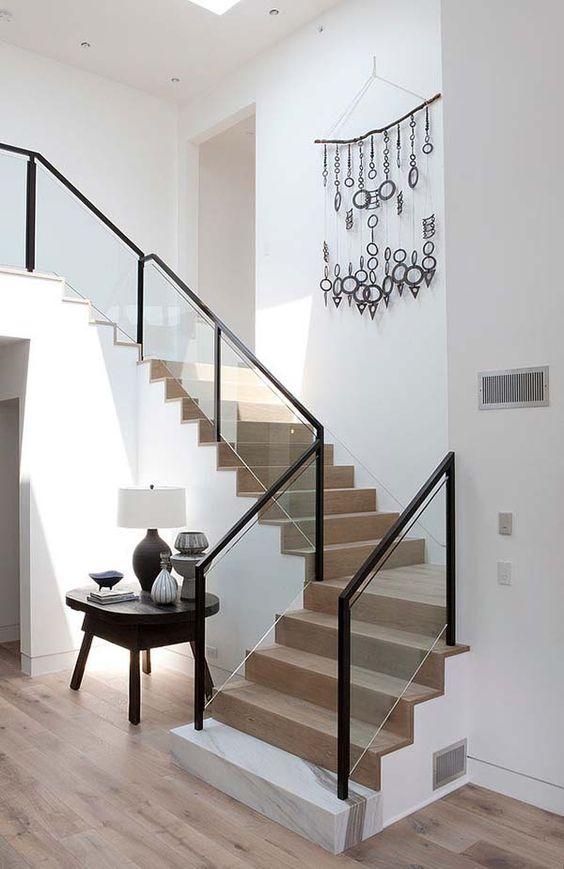 ideas de diseos de escaleras para interiores modernos