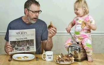 Ideas de fotos papa e hija