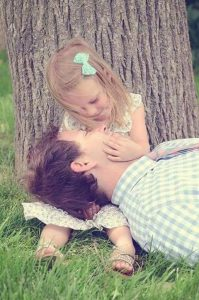 Ideas de fotos papa e hija (2)