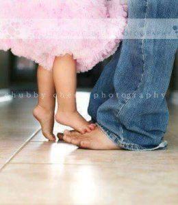 Ideas de fotos papa e hija (7)