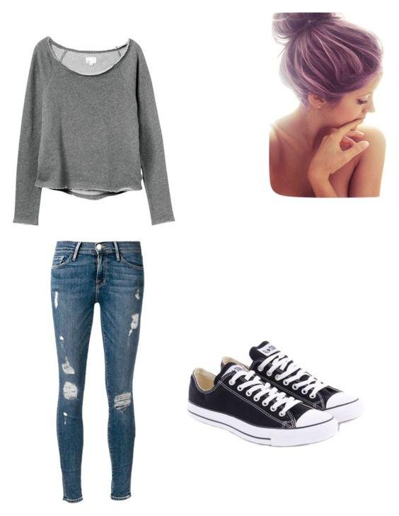 Ideas de outfits para estar en casa (28) | Como Organizar ... Summer Outfits For Teenage Girls Polyvore
