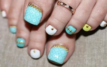 Ideas para decoracion de las uñas de los pies