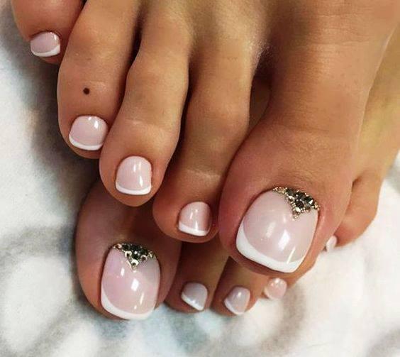 Ideas para decoracion de las u as de los pies 29 for Decoracion unas en pies