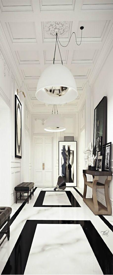 Ideas para decorar el pasillo de tu hogar 2 decoracion for Decorar hogar 2016