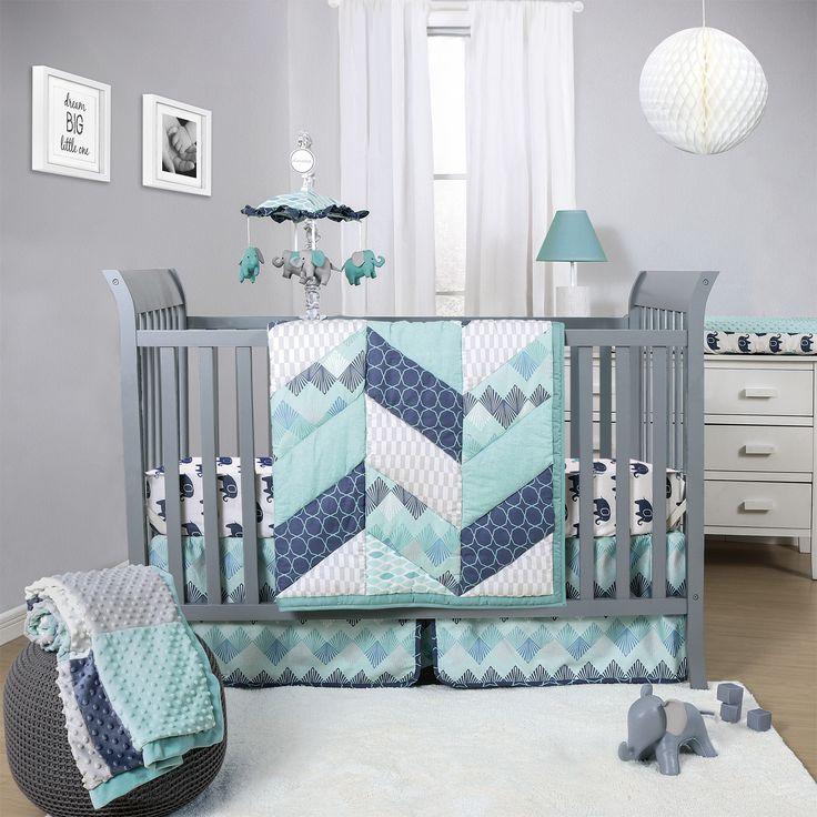 Ideas para decorar la cuna del bebe 40 - How to decorate a boy and girl room together ...