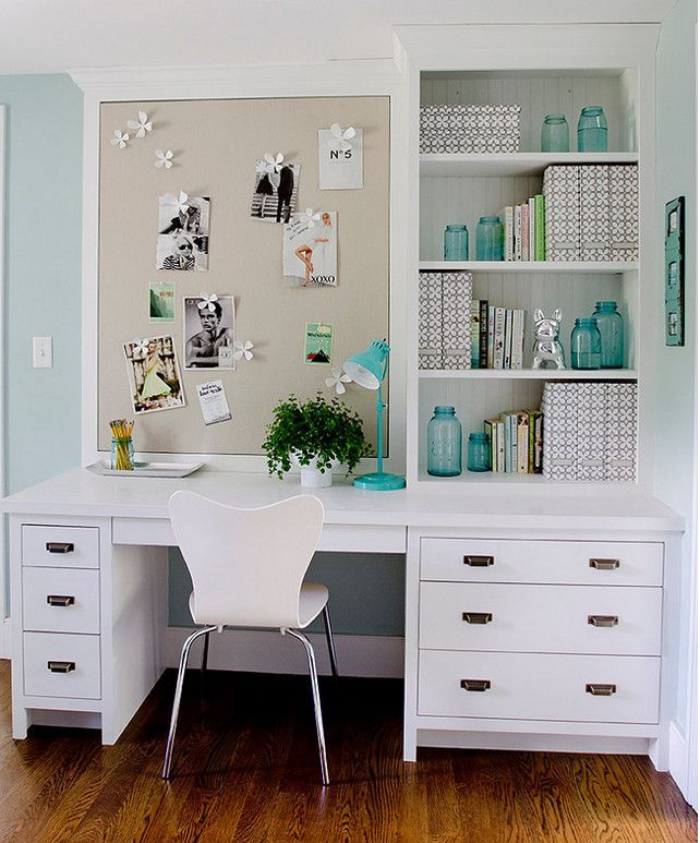 Ideas para decorar oficinas lindas y modernas 10 for Oficinas modernas 2016