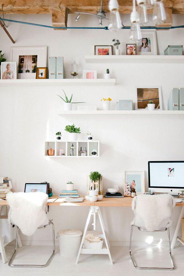 Ideas para decorar oficinas lindas y modernas 22 for Ideas para decorar oficina