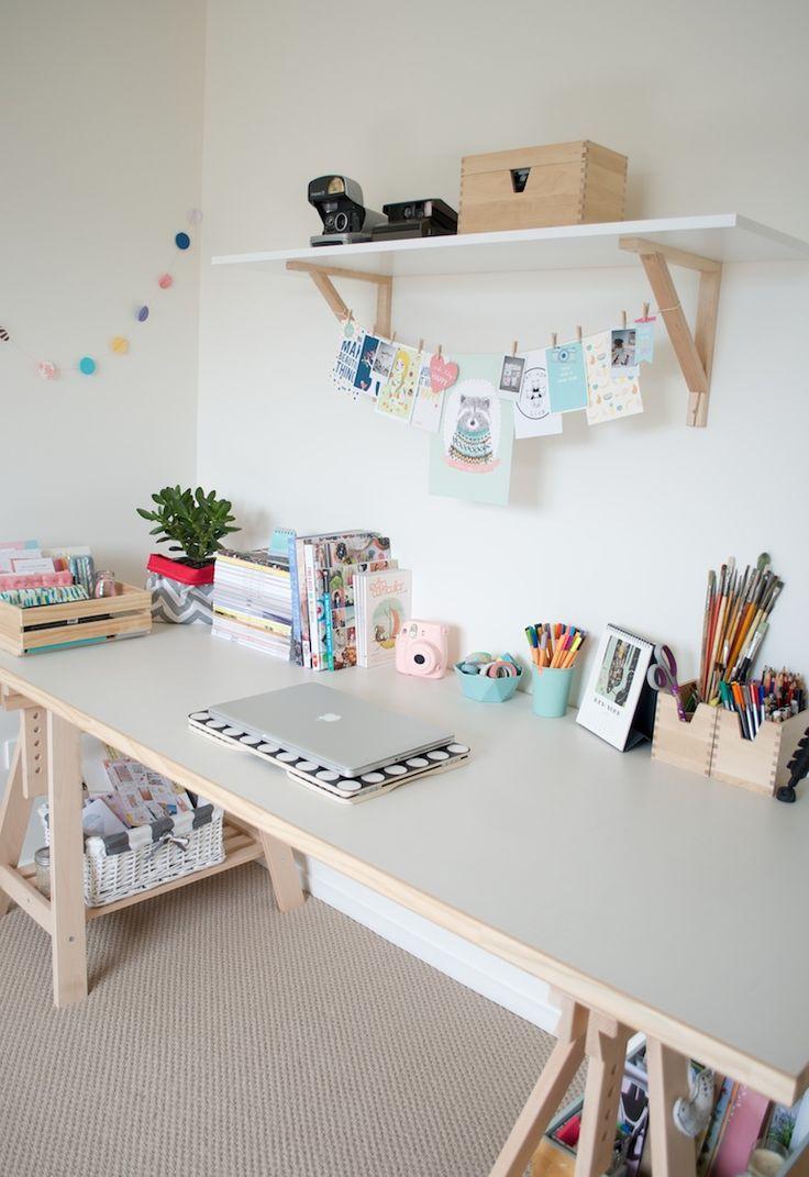 Ideas Para Decorar Oficinas Lindas Y Modernas 9 Decoracion De  ~ Pinterest Decoracion De Interiores