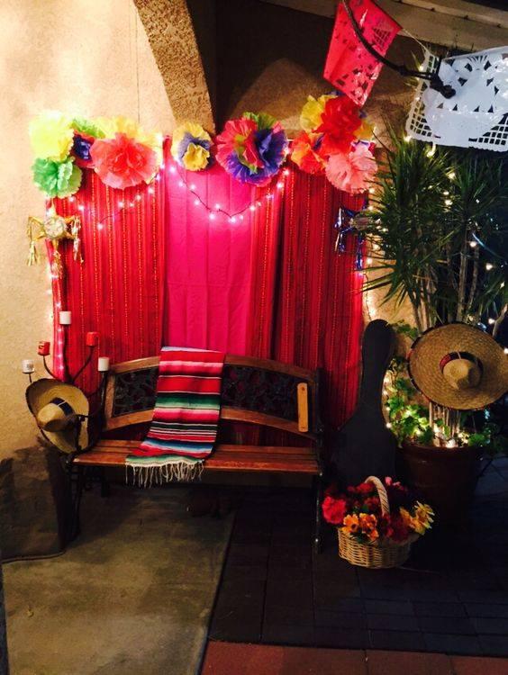 Ideas Para Fiesta Mexicana 16