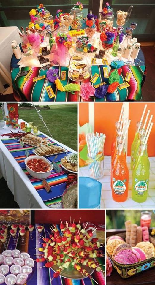 Ideas para fiesta mexicana 19 decoracion de interiores - Ideas para organizar la casa ...