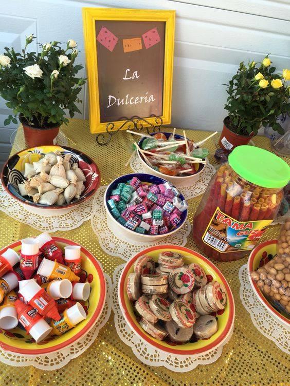 Ideas para fiesta mexicana (6) | Decoracion de interiores ...