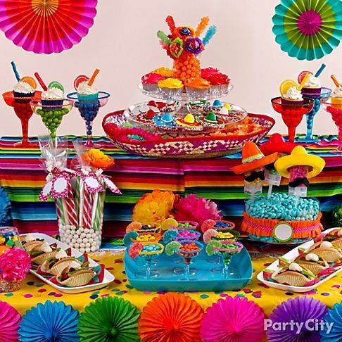 ideas para fiesta mexicana decoracion de interiores