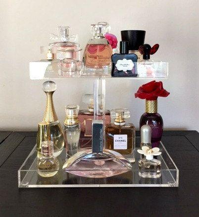 Ideas Para Organizar Perfumes 14 Como Organizar La