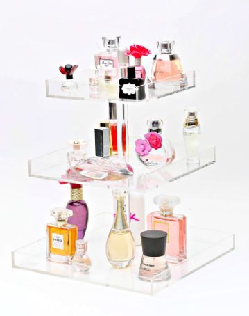 Ideas para organizar perfumes 2 decoracion de interiores fachadas para casas como organizar - Perfumes en casa ...