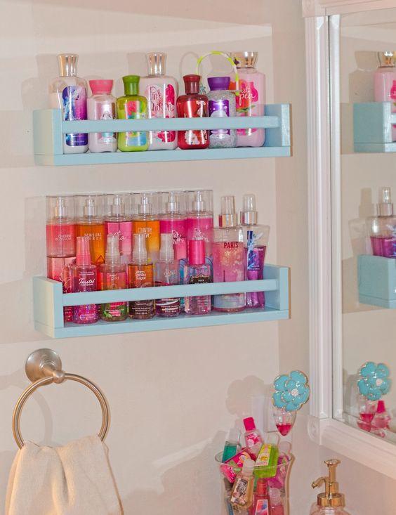 Ideas para organizar perfumes 5 decoracion de - Ideas para organizar la casa ...