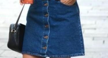 Looks casuales de verano con faldas