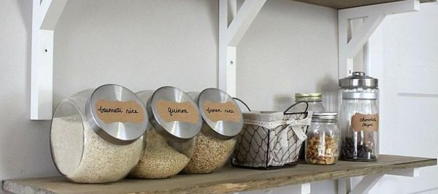 Mejora la funcionalidad de tu hogar con estas repisas