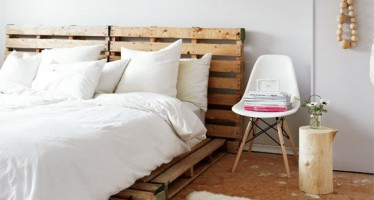 Opciones muy creativas para decorar habitaciones