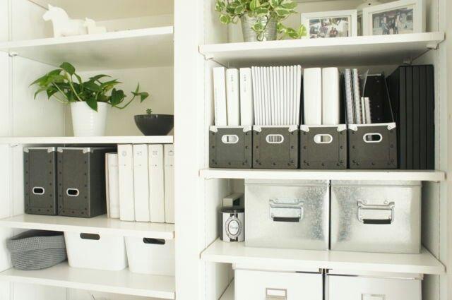 Opciones para mejorar la organización general de tu hogar