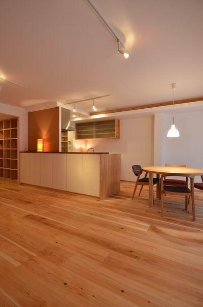 Pisos de madera para el interior de tu casa 37 - Madera para pared interior ...