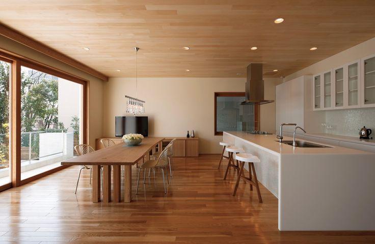 interiores en madera para casas