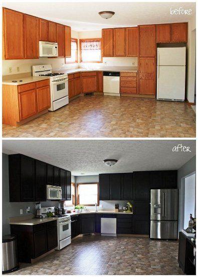 Remodelacion de cocinas antes y despues 10 for Remodelacion de cocinas