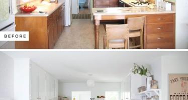 Remodelacion de cocinas – antes y despues