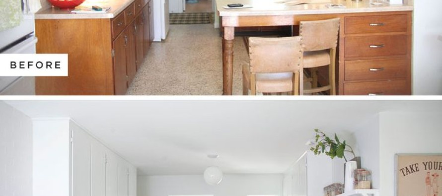 Remodelacion de cocinas antes y despues curso de organizacion de hogar aprenda a ser - Decoracion de casas antes y despues ...