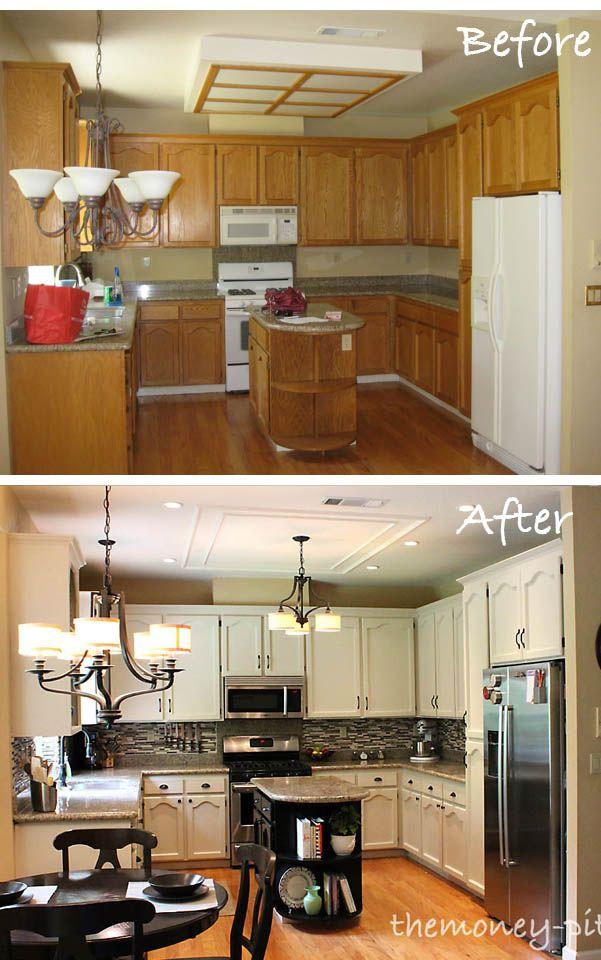 Remodelacion de cocinas - antes y despues (20) | Decoracion de ...