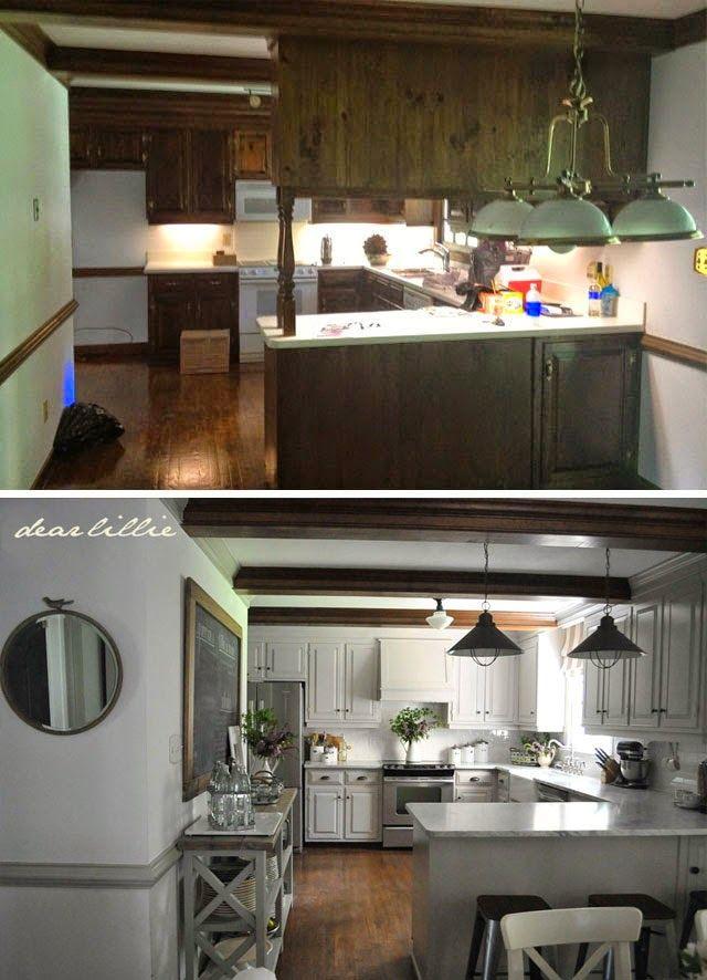 Remodelacion de cocinas antes y despues 28 for Remodelacion de cocinas