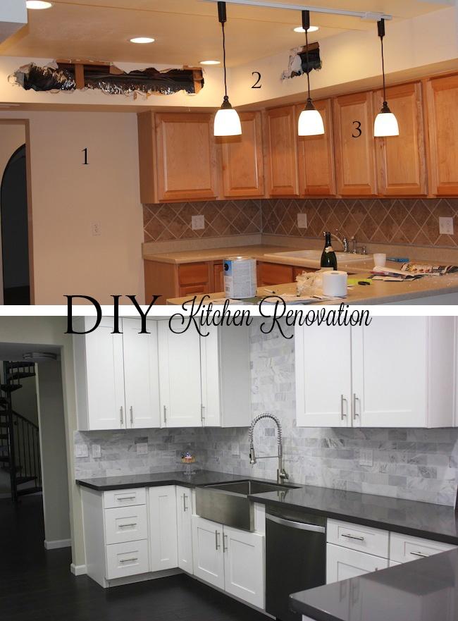 Remodelacion de cocinas antes y despues 3 decoracion for Remodelacion de cocinas pequenas