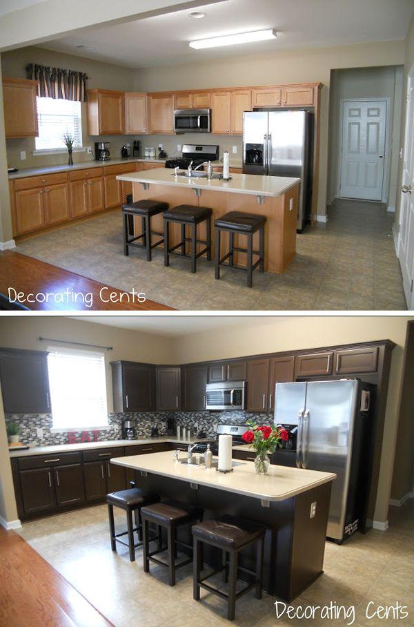 Remodelacion de cocinas antes y despues 33 for Remodelacion de cocinas pequenas