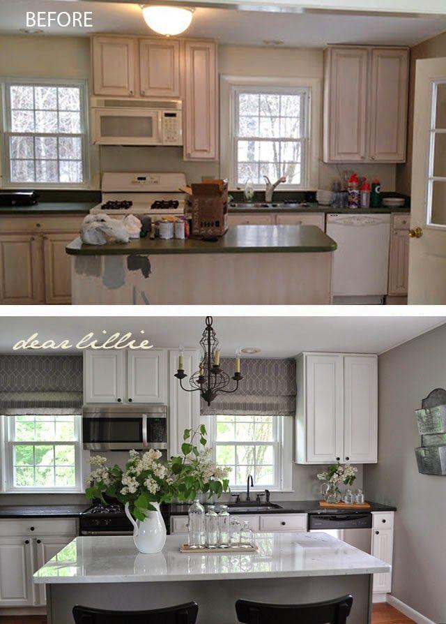 Remodelacion de cocinas antes y despues 45 for Remodelacion de cocinas
