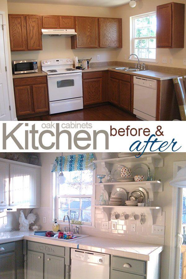 Remodelacion de cocinas antes y despues 7 for Remodelacion de cocinas