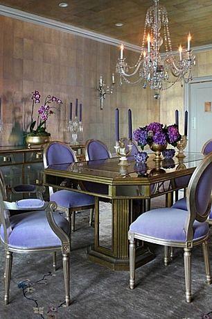 Colores en comedores modernos decoracion de interiores for Colores comedores modernos