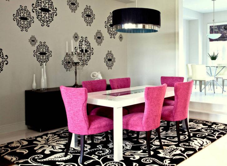 Decoracion de comedores rosa decoracion de interiores for Comedores para casa