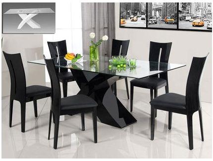 mesas para comedores modernos 2 Decoracion de interiores