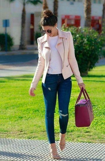 Outfits comodos para ir a trabajar