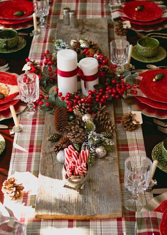 Decora tu navidad con estas lindas ideas
