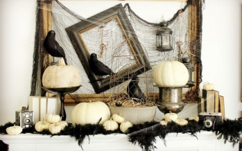 45 fantasticas ideas para decorar en Halloween