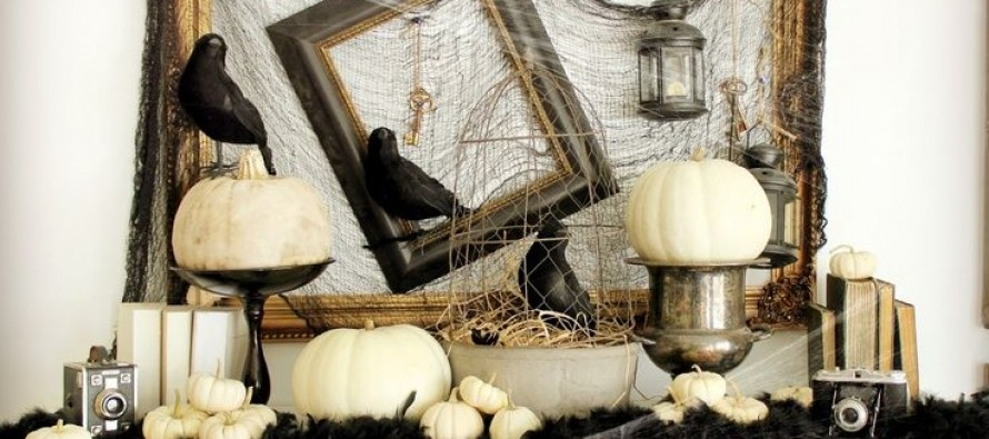 45 fantasticas ideas para decorar en halloween curso de - Como decorar halloween ...