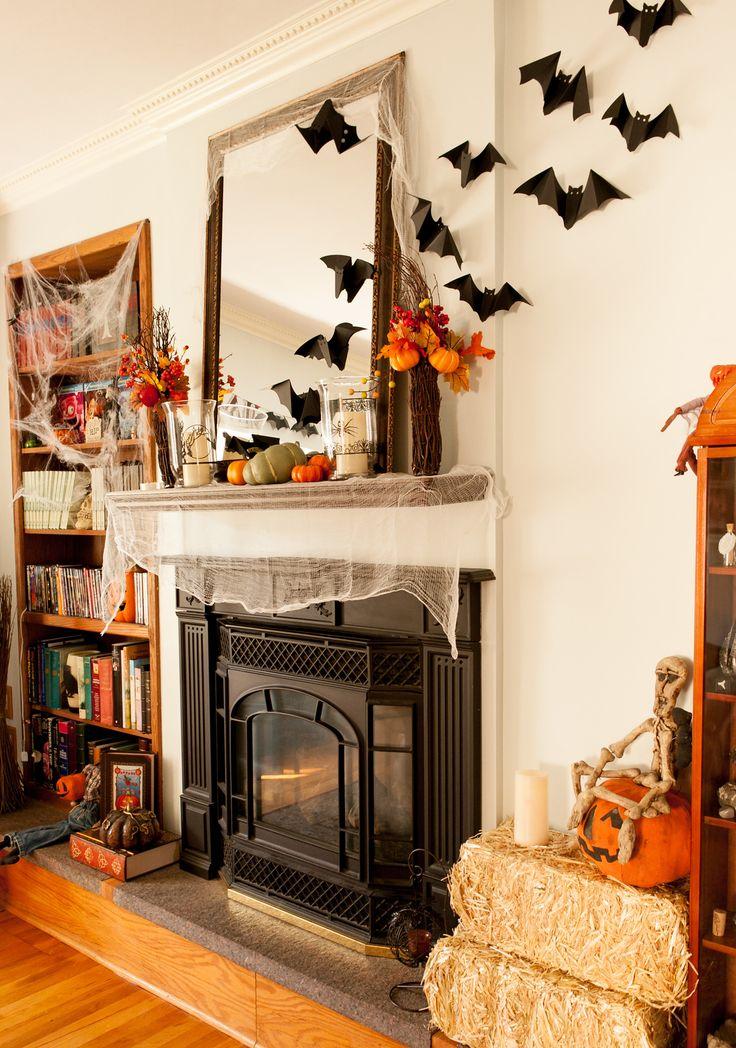 45 fantasticas ideas para decorar en halloween 17 for Ideas decoracion