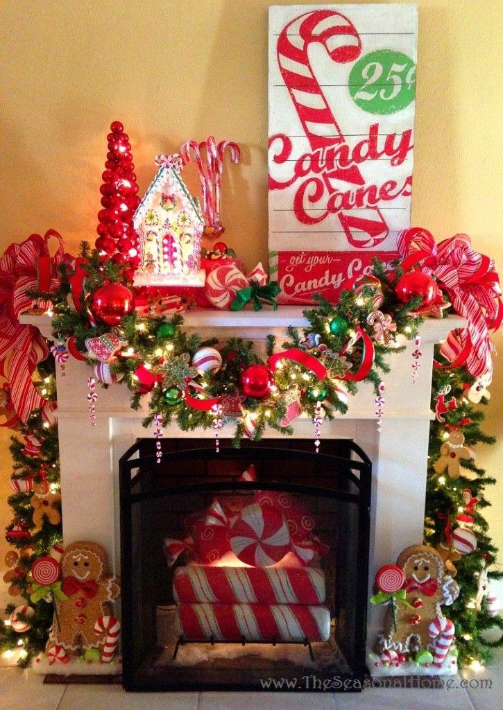 Como decorar tu casa esta navidad 2016 2017 12 for Decoracion apartamentos 2016